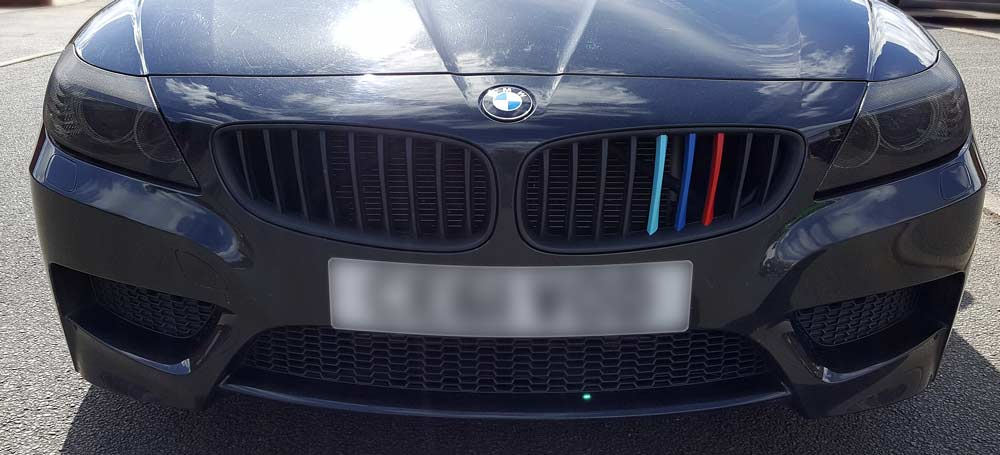 Headlight Tinting in Leicestershire