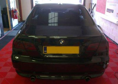 BMW Rear light tints