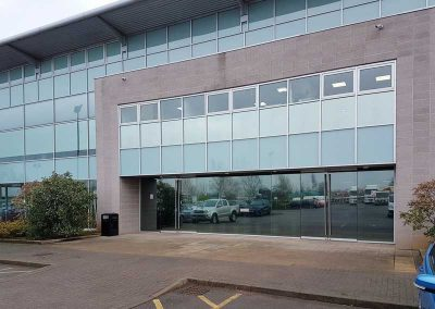 Commercial Building Reflective Film