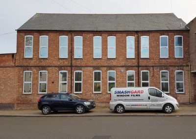 Commercial Premises Window Film