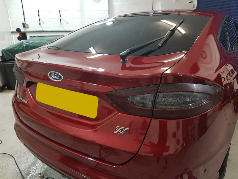 Ford Mondeo Rear Light Cluster tint