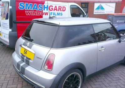 Mini Windows Tinted