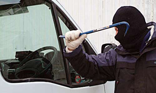 Commercial Vehicle Security Window Film